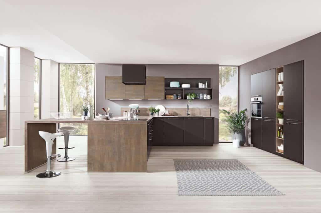 Rost Küchen Industrial Style