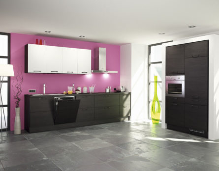 Emejing Küche In Pink Contemporary House Design Ideas