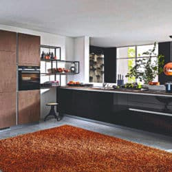 Grifflos Küche L Küche