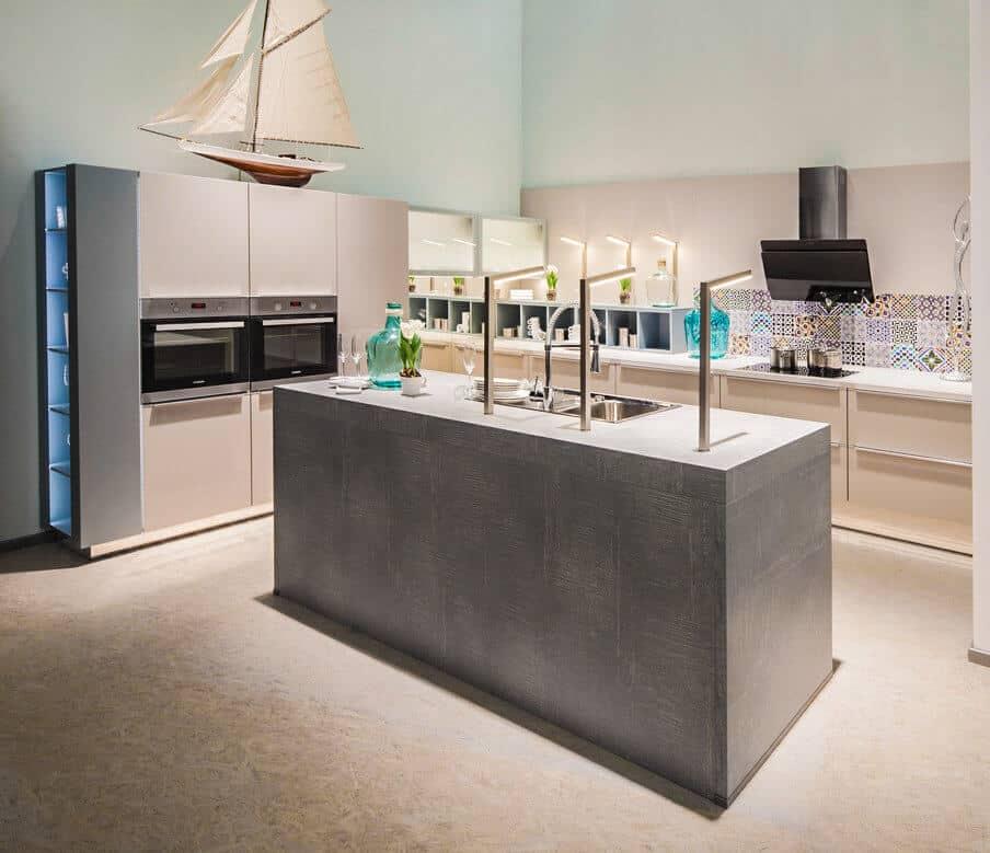 Beton Küche