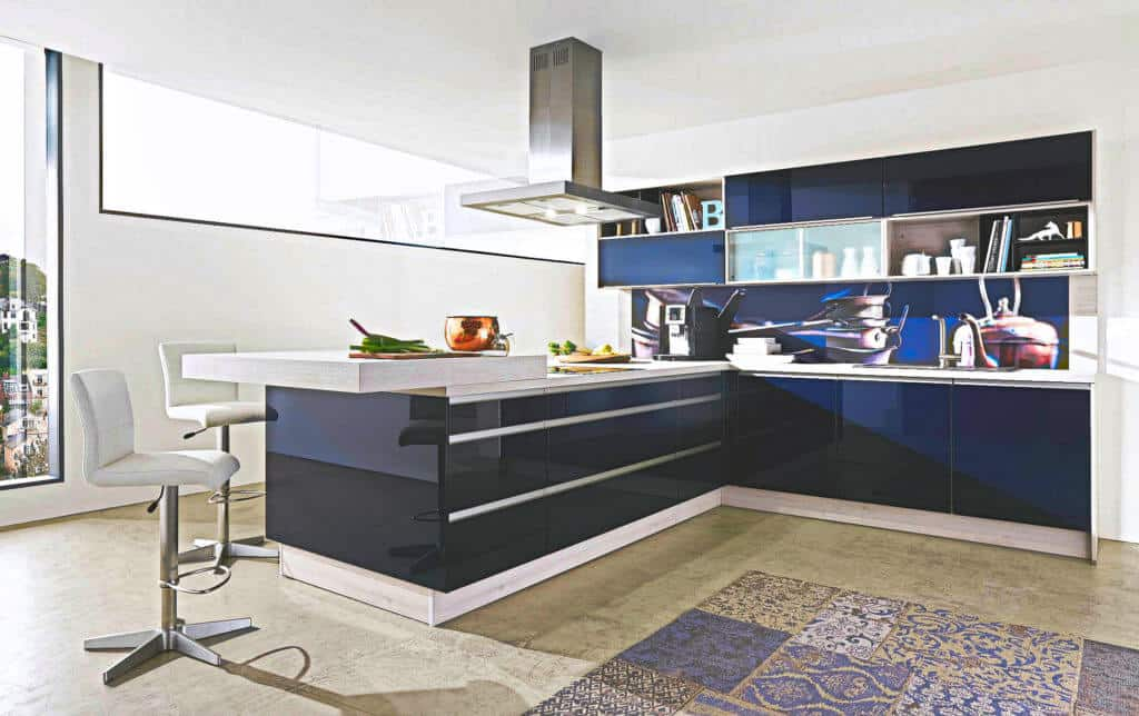 L Küche