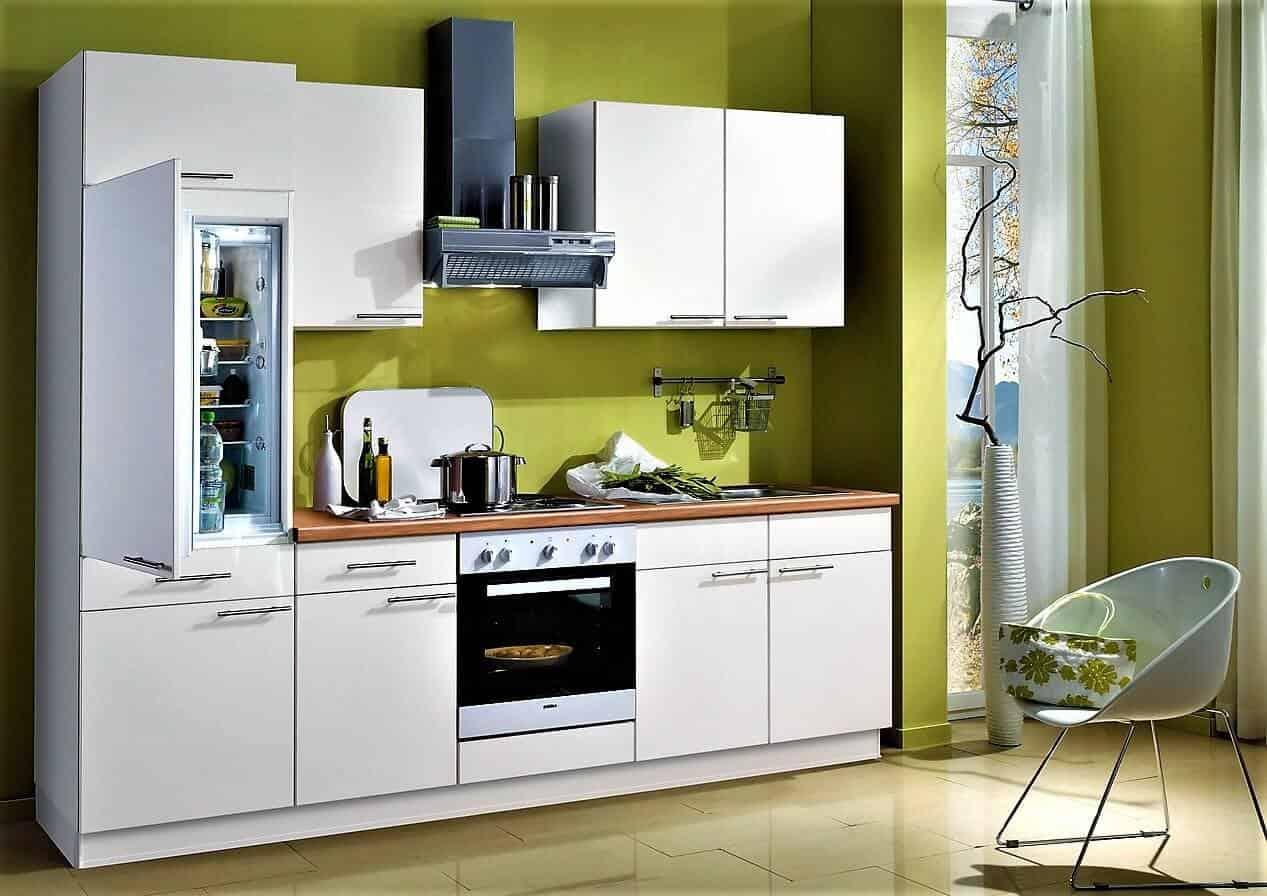 Grüne Küchen günstig kaufen - 3D Planung Ihrer Grünen Küche - Qualität