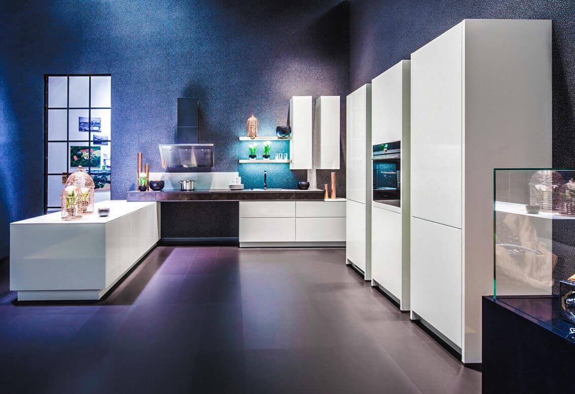 wei e k chen g nstig kaufen wei e k che auf. Black Bedroom Furniture Sets. Home Design Ideas