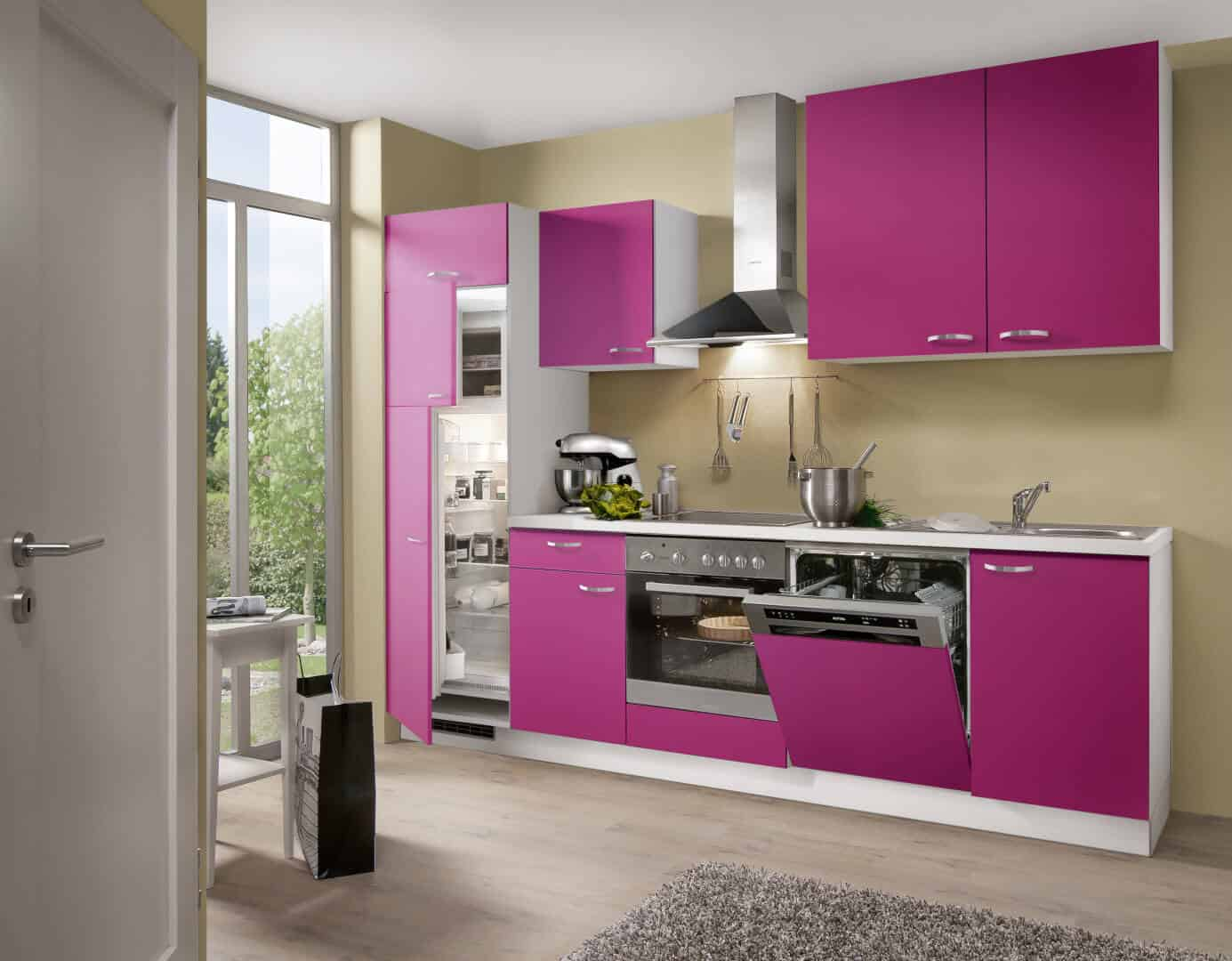 Rosa Küche