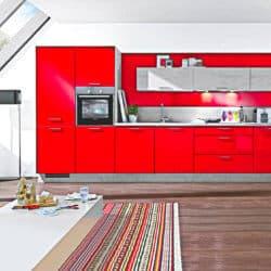 rote k chen kompetente 3d planung g nstig rote k chen kaufen. Black Bedroom Furniture Sets. Home Design Ideas