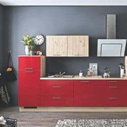 rote k chen kompetente 3d planung g nstig rote k chen kaufen. Black Bedroom Furniture Sets. Home Design Ideas
