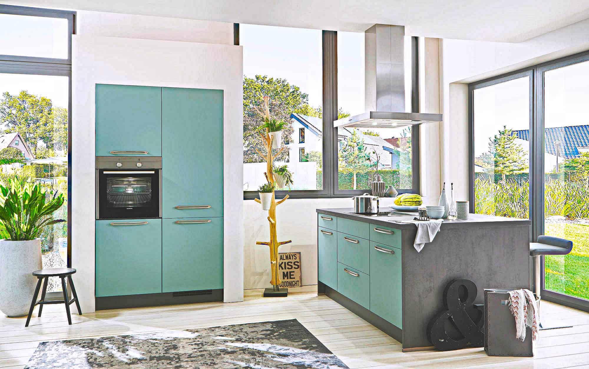 Wunderbar Blau Kücheninsel Zu Verkaufen Zeitgenössisch - Ideen Für ...