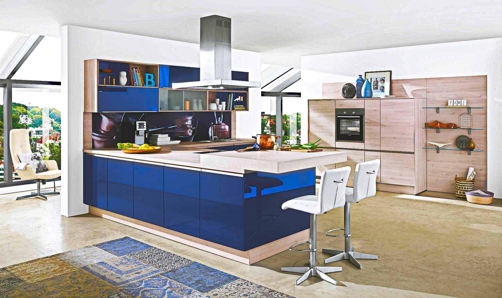 Beste Blaue Und Gelbe Küche Themen Galerie - Küchenschrank Ideen ...