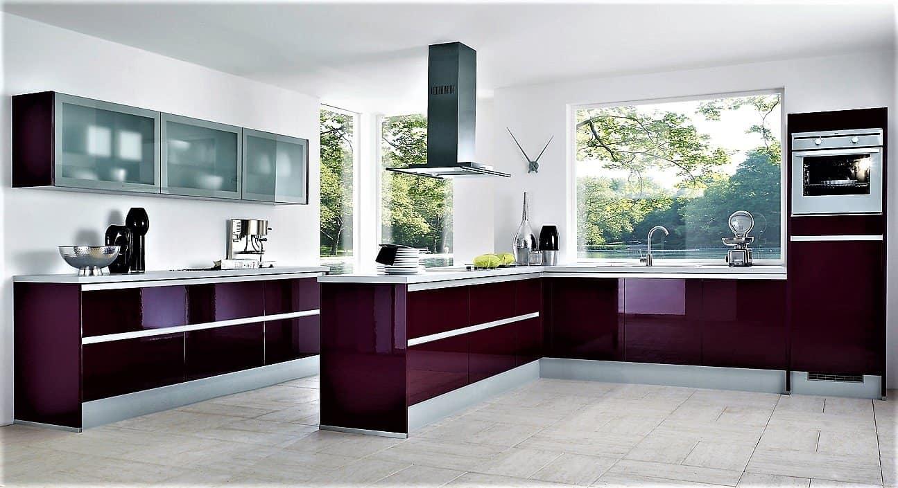 Lila Küche