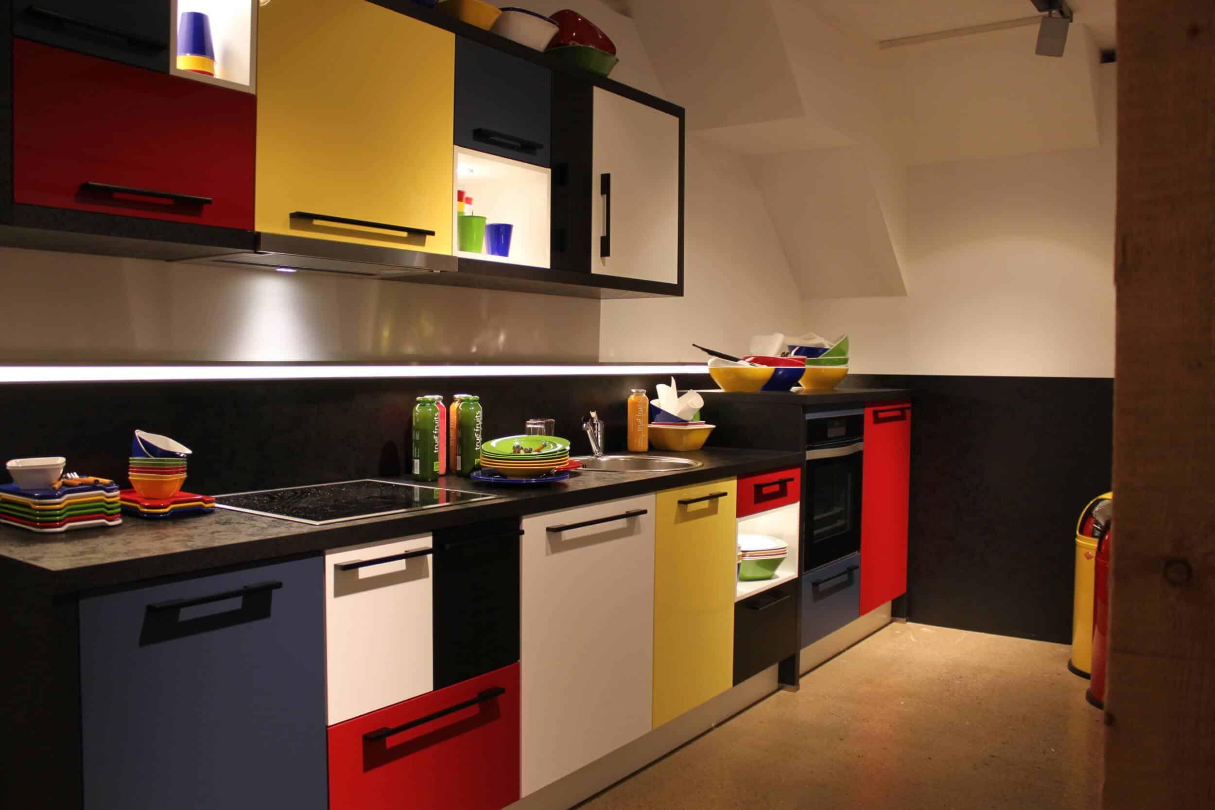 Fantastisch Bunte Küche Design Ideen Galerie - Ideen Für Die Küche ...