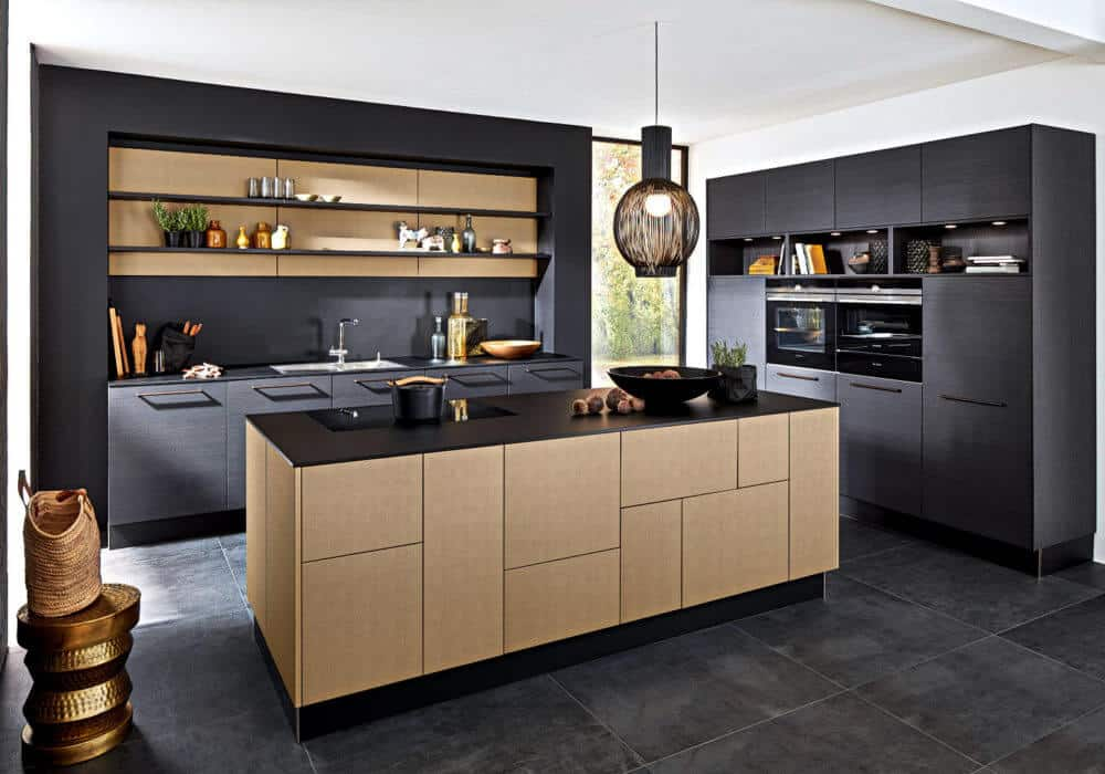 Gold Küchen