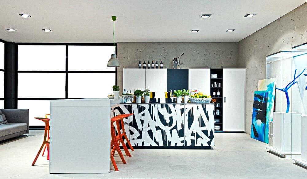 design k chen innovation und zufriedenheit nur bei der k chenb rse. Black Bedroom Furniture Sets. Home Design Ideas