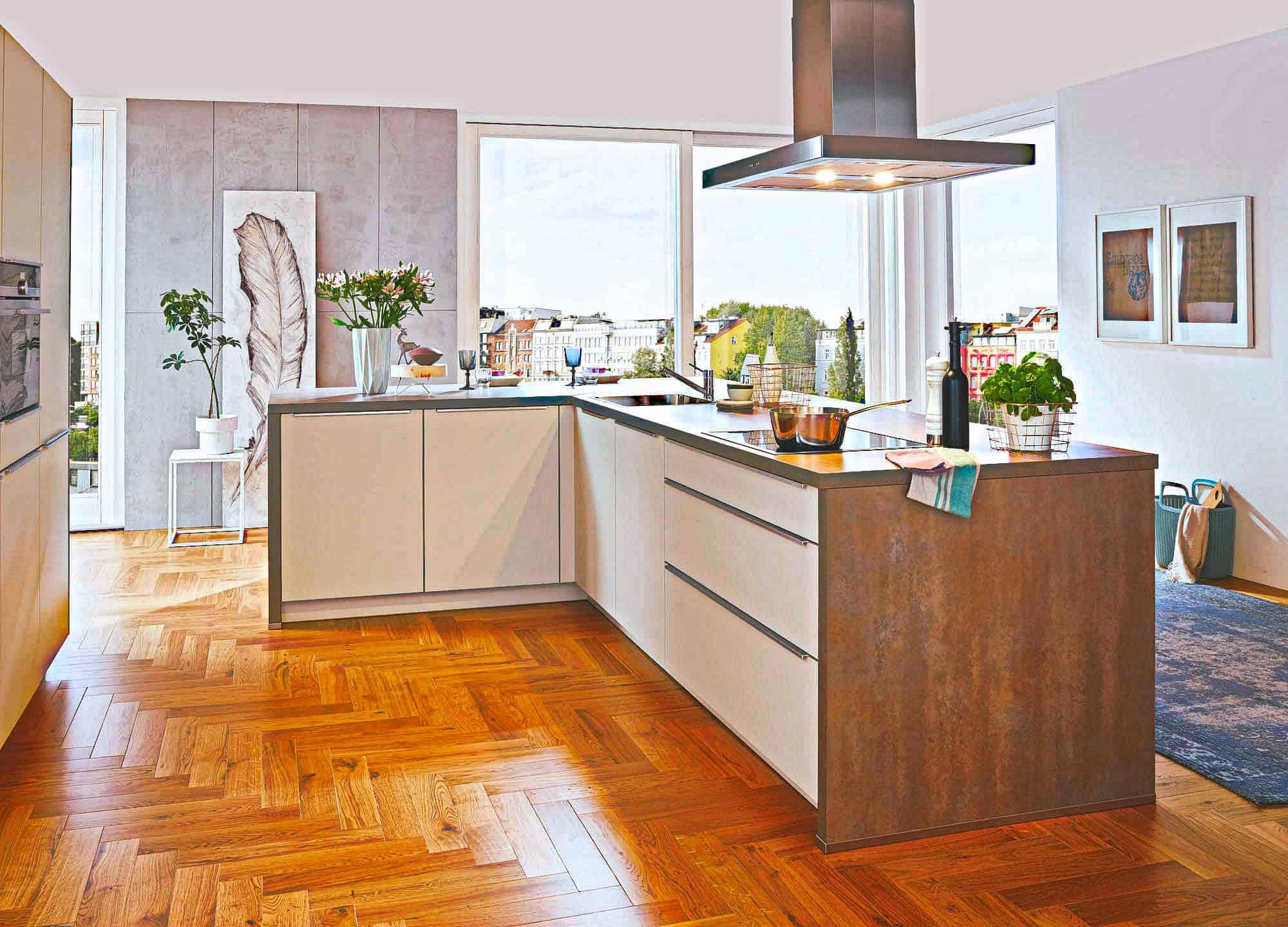 Industrial Style Küchen günstig kaufen - Küchen Börse - 030 609848088