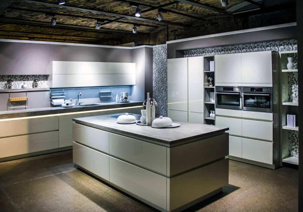 Weiße Küche weiße küchen günstig kaufen - weiße küche auf 7000m²ausstellungfläche
