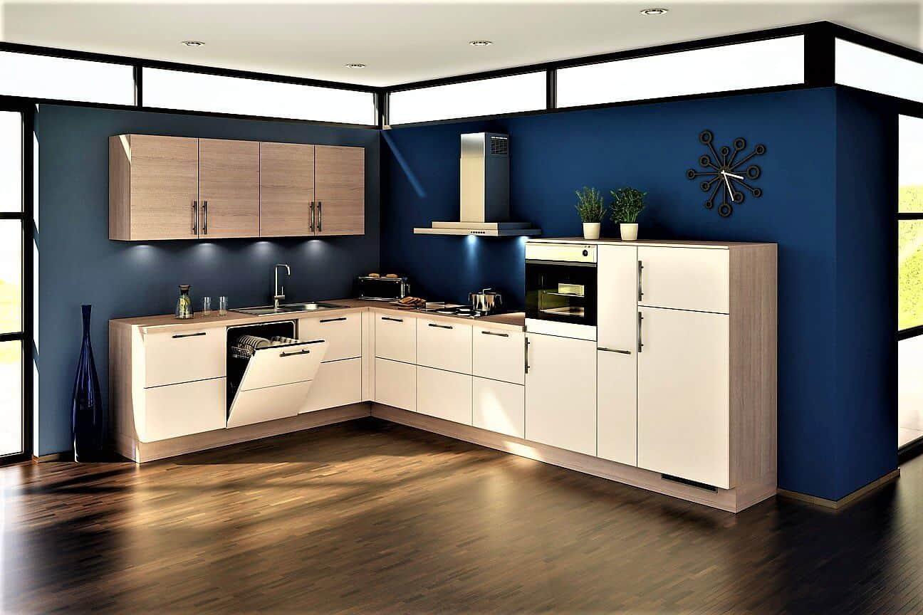 Fantastisch Blaue Und Gelbe Küche Themen Galerie - Küche Set Ideen ...