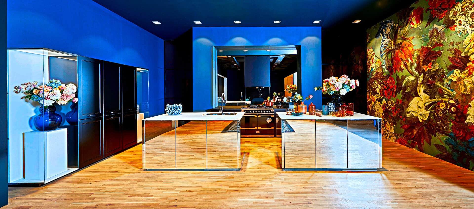 Glas Küche