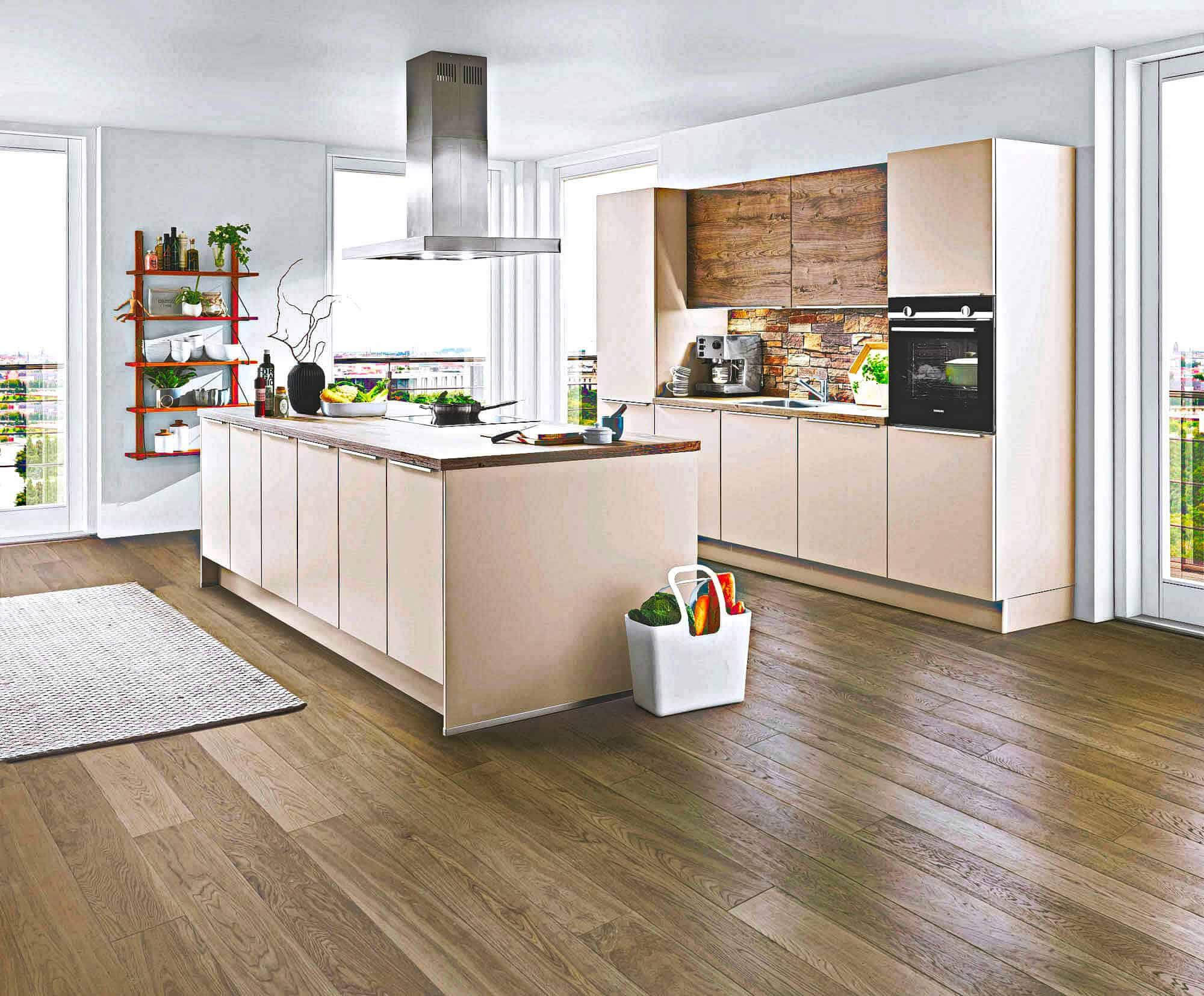 Magnolie Farbe magnolie küche günstig kaufen preiswerte küchen küchenbörse
