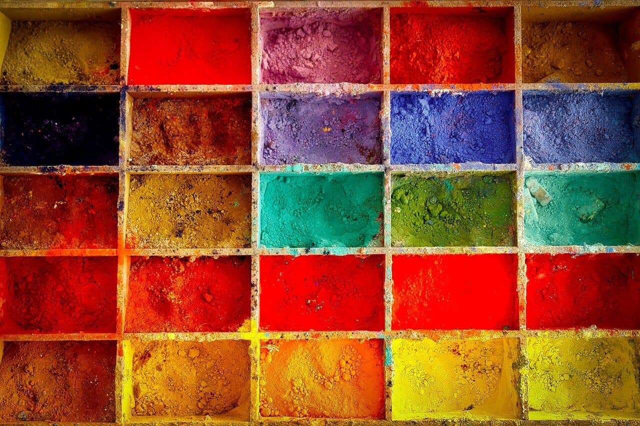 Küche nach Farbe