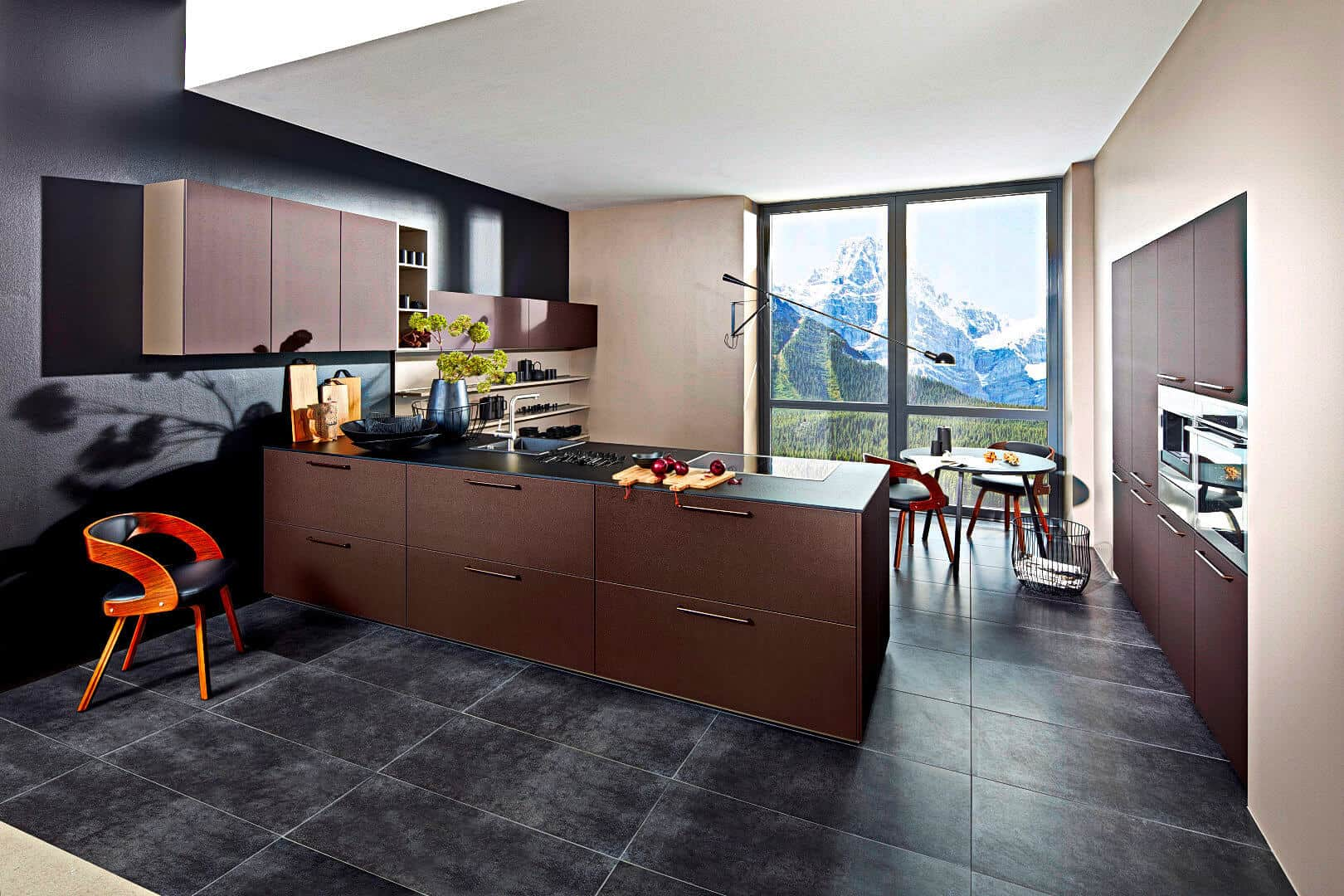 Leder Küche
