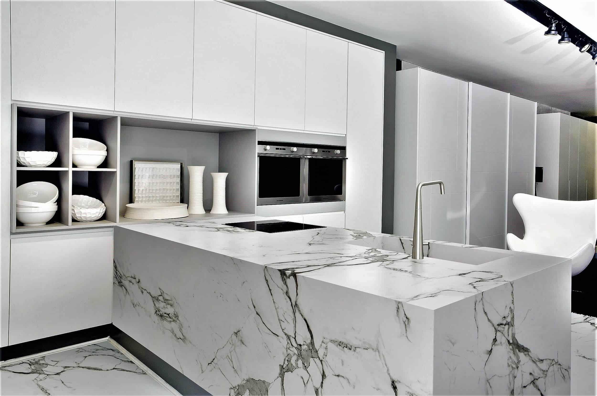 Marmor Arbeitsplatten - Küchen günstig kaufen - Küchenbörse ...