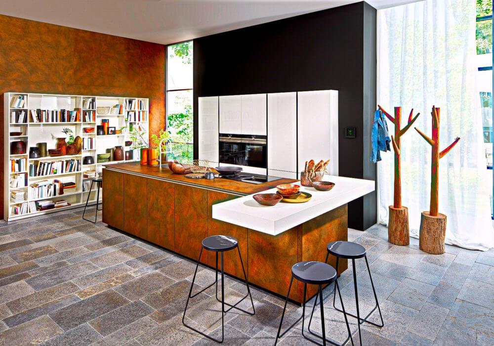 Industrial Style Küchen