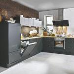 Matte Ebony L Küche