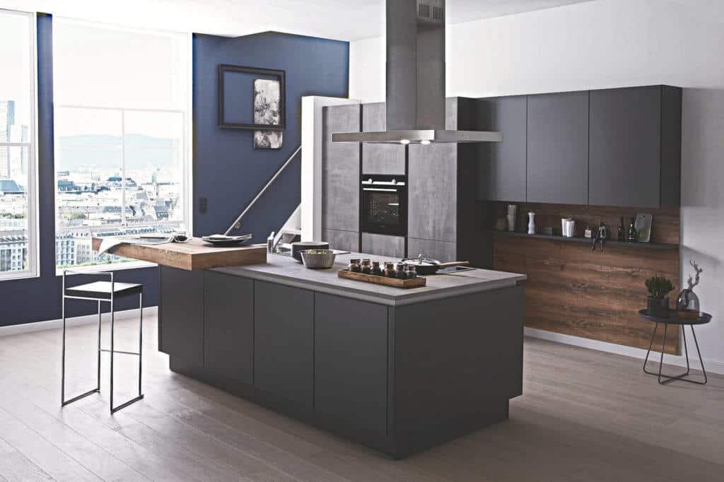 Insel Küchen