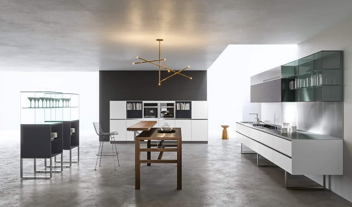 Aran Küche Sipario - exklusiv in Berlin bei der Küchenbörse - Aran