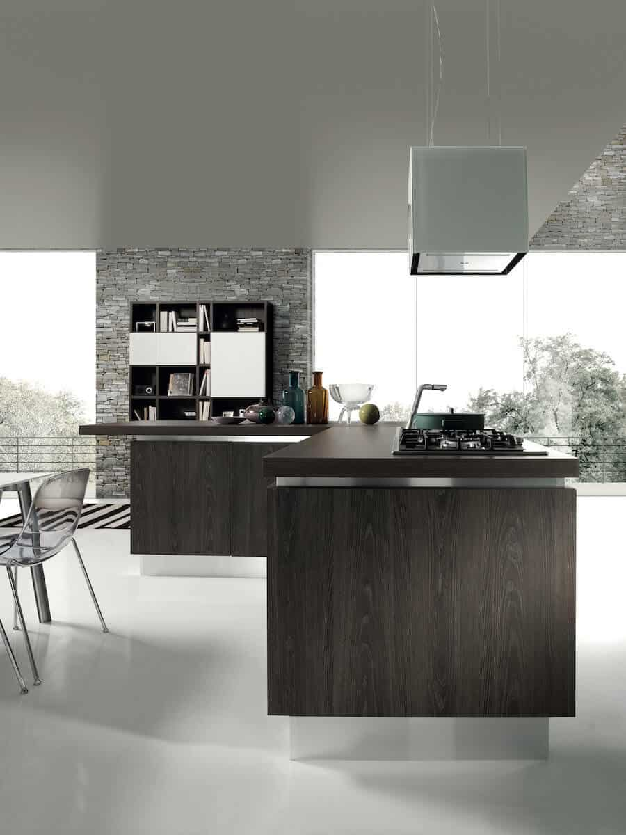 Aran Küchenfront Bella exklusive Küchenunikate Aran nur Küchenbörse