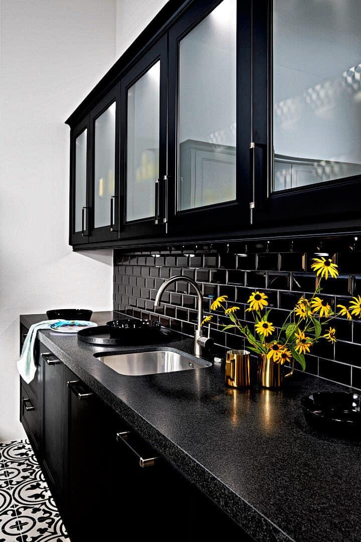 Granit Arbeitsplatten - Küchen mit Granit Arbeitsplatten günstig ...