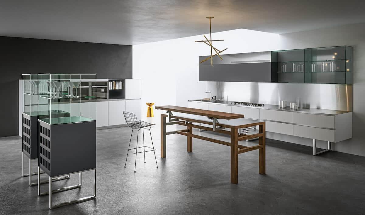 Plan-Designküche