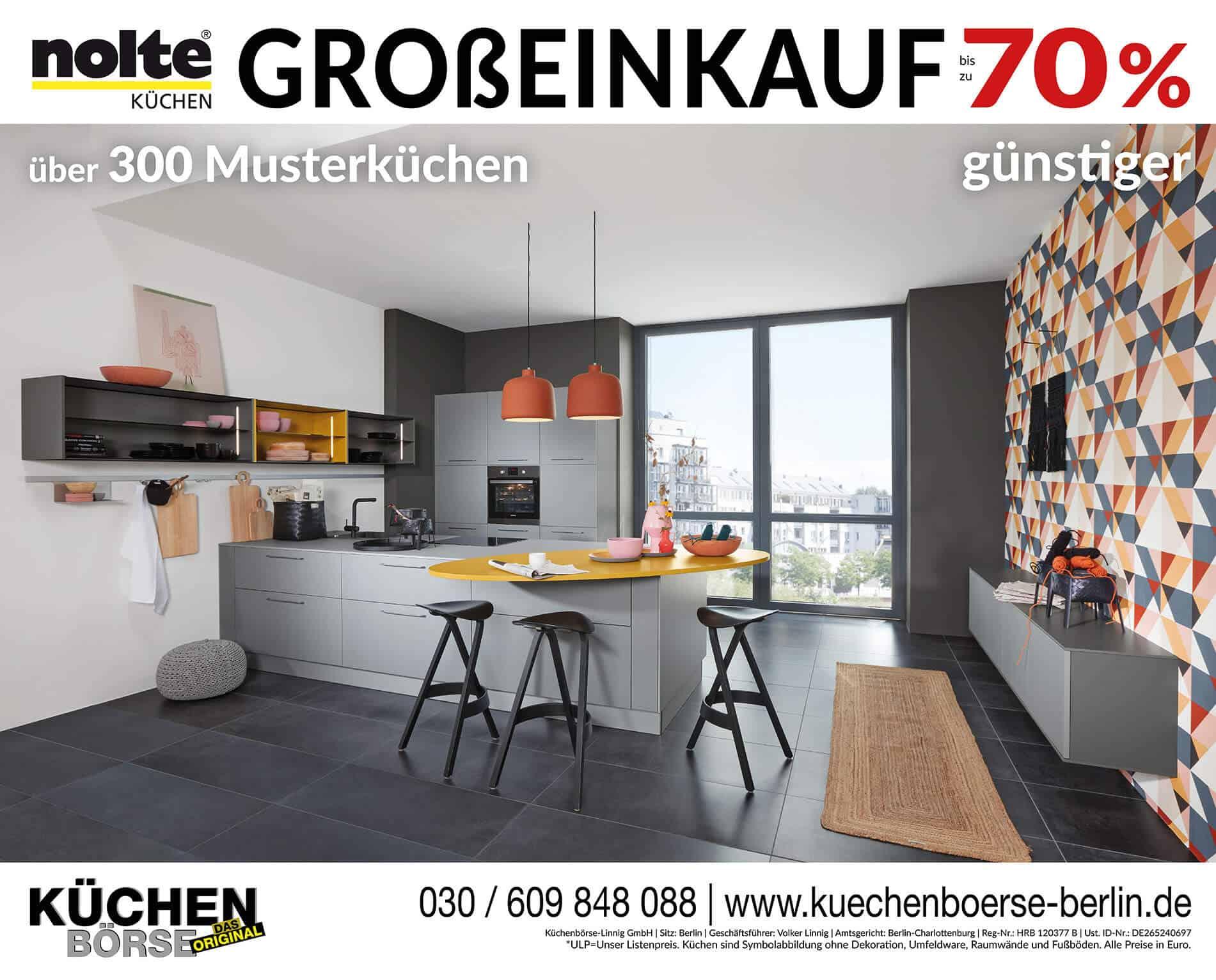 Nolte Küchen - Günstige Nolte Küchen kaufen - bis zu 70 ...