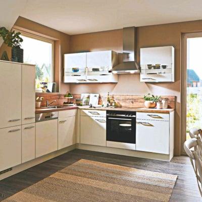 Kleine Lack Magnolie Küche 31