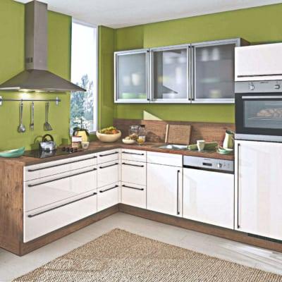 Magnolie Wildeiche L Küche 25