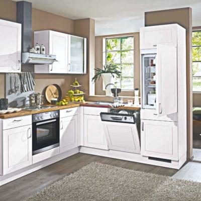 L Küche Magnolie matt 11