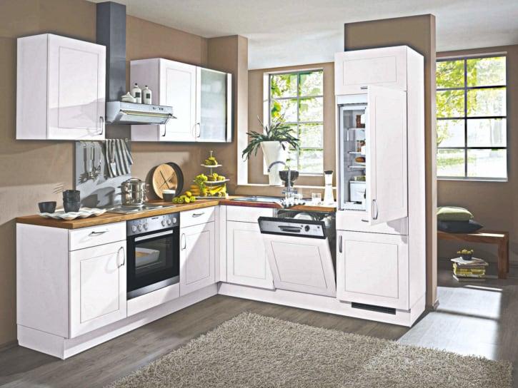 L Küche Magnolie matt 1