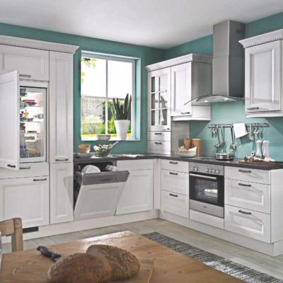 Kleine Magnolie Landhaus L Küche 13