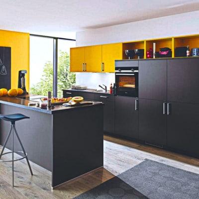 Insel Küche 7