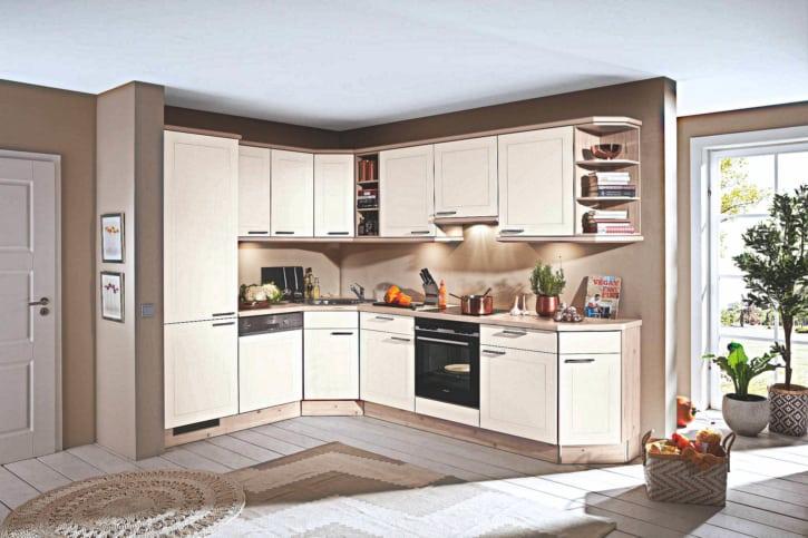 Magnolie Landhaus L Küche 1