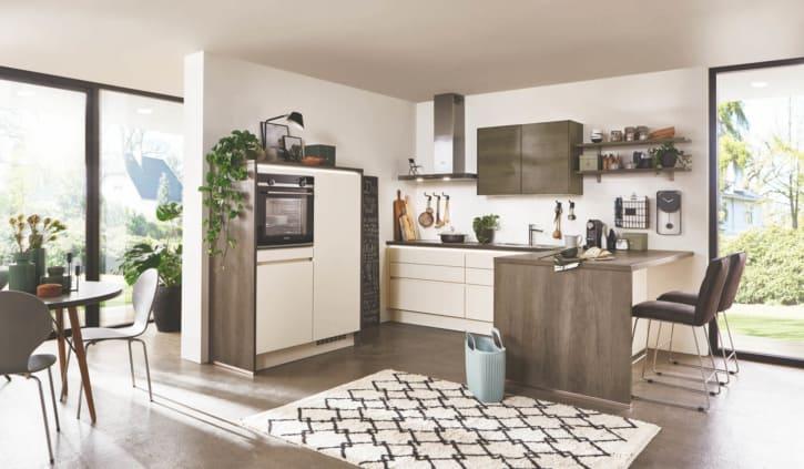 Magnolien Nobilia L Küche 1