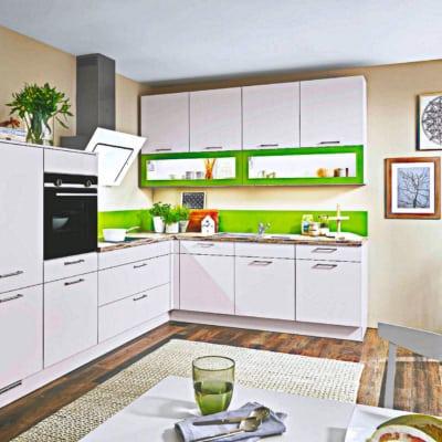 Graue Küche Lack 14