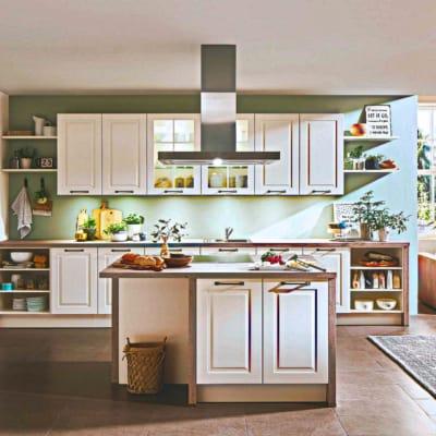 Landhaus Küche Magnolie 29