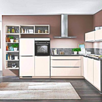 Küchenzeile Anthrazit 7