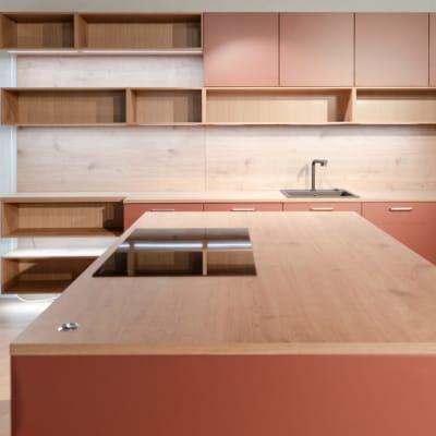 Nolte Inselküche Manhattan Uni in Hennarot