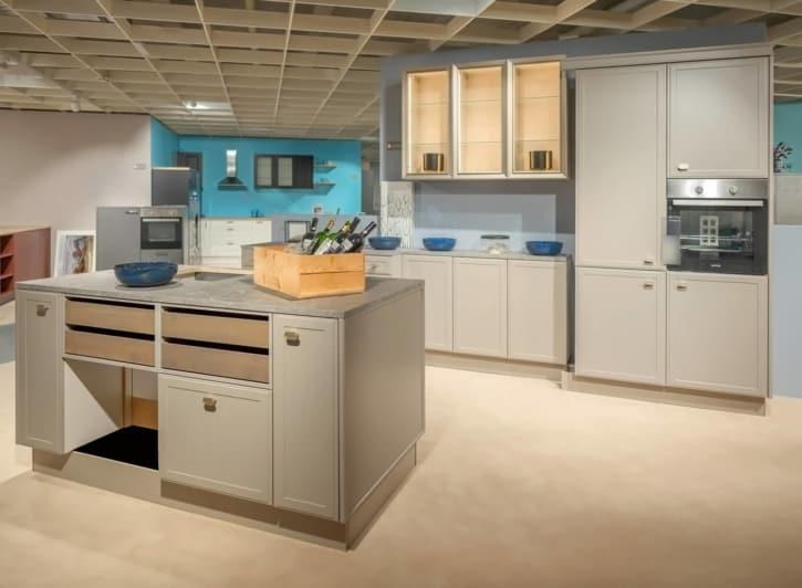 Nolte Küche Torino Lack Lava 1