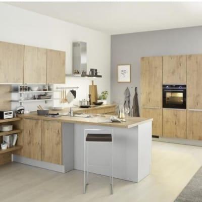 Magnolie Wildeiche U Küche 1