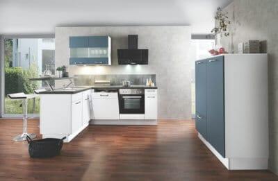 Moderne Burger L Küche 35