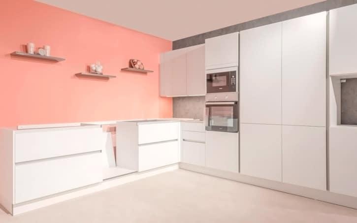 Nolte Küche Soft Lack Premiumweiß 1