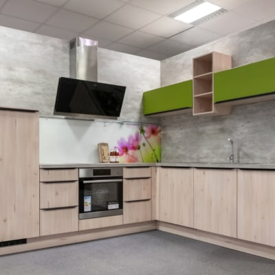 Burger L-Küche