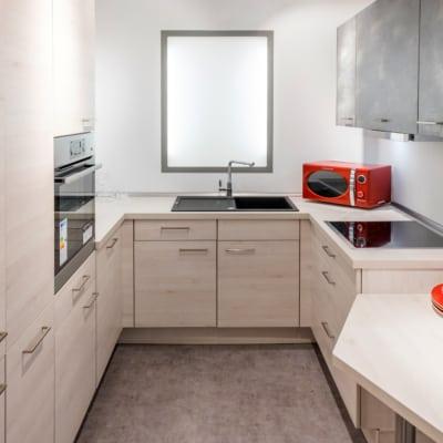 U Küche Pinie Montana